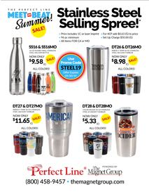 Stainless Steel Selling Spree!